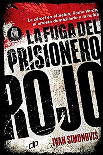 La fuga del prisionero rojo (Autografiada)